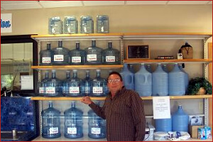 Marketing The Water Store