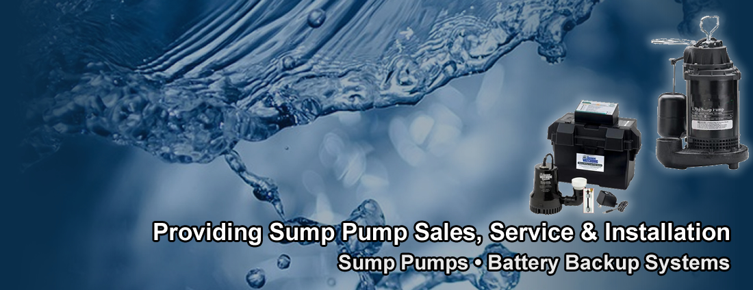 Sump Pump Sales, Service and Installation Milwaukee/Wind Lake Wisconsin