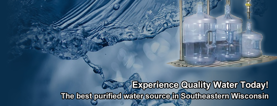 Quality Water Services/Purified Water Source Milwaukee/Wind Lake Wisconsin